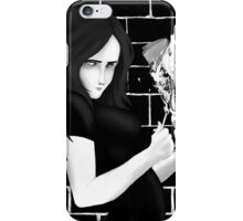 Molotov Girl iPhone Case/Skin