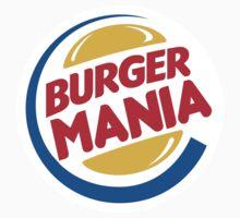 BurgerMania Kids Tee