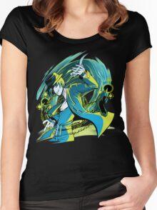 Endless Despair Women's Fitted Scoop T-Shirt