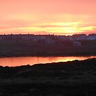 Holm Sunset - Isle of Lewis, Scotland by BlueMoonRose