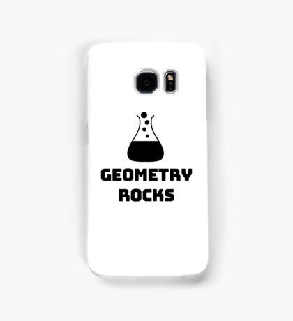 Geometry Rocks Samsung Galaxy Case/Skin