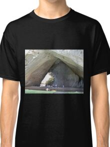 Cathedral Cove, New Zealand Classic T-Shirt