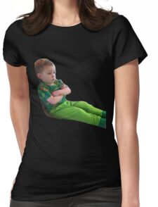 gavin Womens Fitted T-Shirt