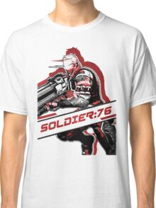 OVERWATCH SOLDIER 76 Classic T-Shirt