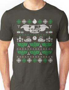 Peltzer Winter Sweater - Green T-Shirt Unisex T-Shirt