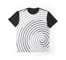 Radial Reverb Graphic T-Shirt
