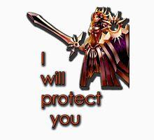 Leona - I will protect you Unisex T-Shirt