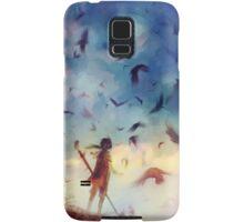 Flock Samsung Galaxy Case/Skin