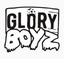 GLORY BOYZ ENTERTAINMENT WHITE by asharw