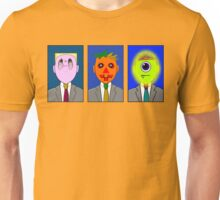 Monsters Among Us Unisex T-Shirt
