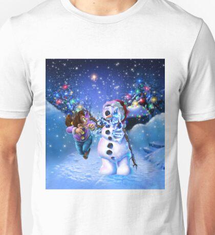 undead snowman  Unisex T-Shirt