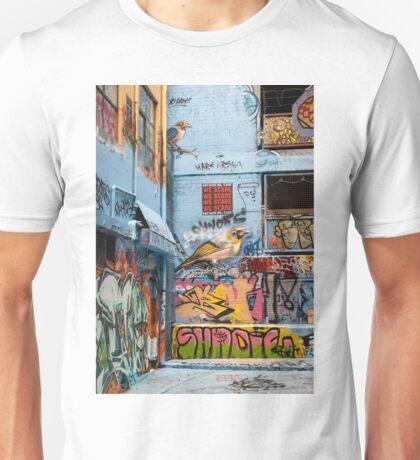 Rutledge Lane Birds Unisex T-Shirt