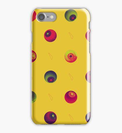 eyeballs iPhone Case/Skin