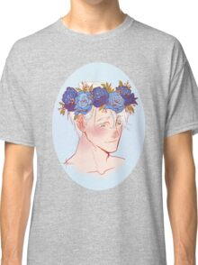 Viktor Nikiforov Flower Crown Classic T-Shirt