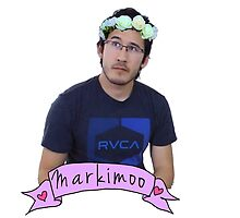 Markiplier (Level: Flower crown) by SecretlyMBarry