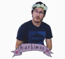 Markiplier (Level: Flower crown) T-Shirt