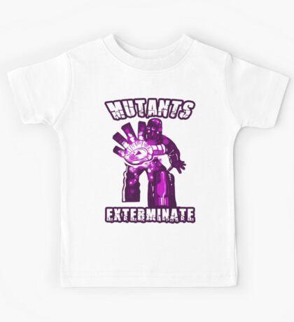 Exterminate Mutants! Kids Tee