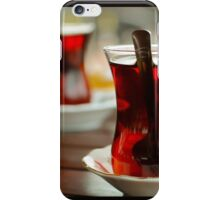 Turkish Tea for Two iPhone Case/Skin