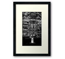 Tower Bridge House Framed Print
