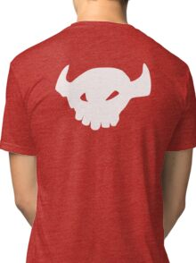 Toothless tail Tri-blend T-Shirt