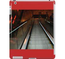 *Metal Elevator - Crown Casino - Melb. Vic. iPad Case/Skin