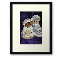 Two Beary Fine Ladies Framed Print