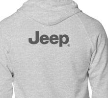 jeep Zipped Hoodie
