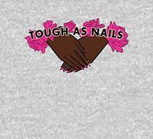 Tough as Nails [Hand tone 1] Zipped Hoodie