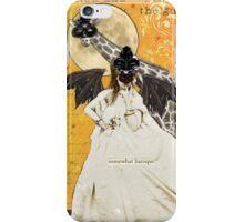 Baroque Masquerade Ball iPhone Case/Skin