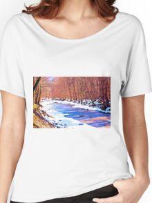 Run For Summer Women's Relaxed Fit T-Shirt