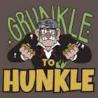 Grunkle to Hunkle by deerlet