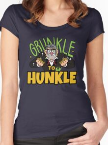 Grunkle to Hunkle Women's Fitted Scoop T-Shirt