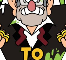 Grunkle to Hunkle Sticker