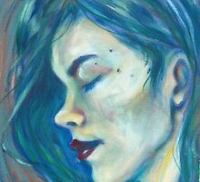 Serenity Blue GPOY by paintfail