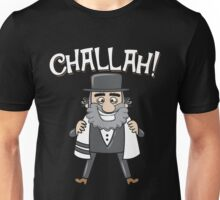 Happy Challah Days (Happy Holidays) - Jewish Bread T-Shirt Unisex T-Shirt
