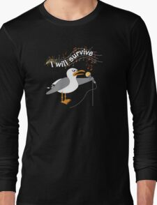 I Will Survive T-shirt Long Sleeve T-Shirt