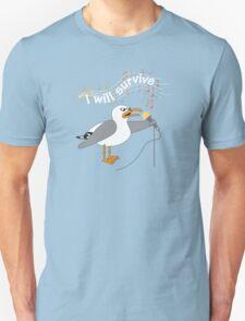I Will Survive T-shirt Unisex T-Shirt