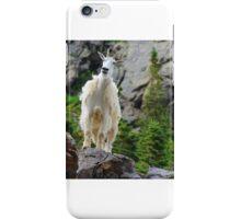 Colorado Mountain Goat iPhone Case/Skin