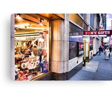 51st and 7th E  Canvas Print
