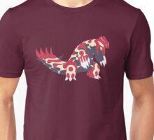 Primal Groudon Minimalist Unisex T-Shirt
