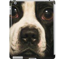 Dog with the Bulging Eyes iPad Case/Skin