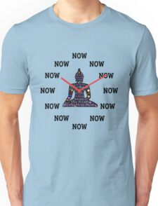 Be Here and Now O'Clock Unisex T-Shirt