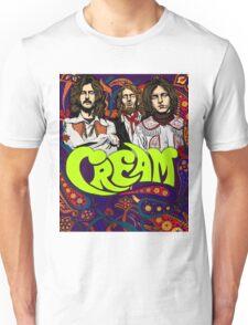 Cream Band, Clapton Unisex T-Shirt
