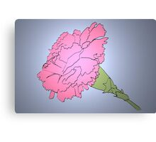 The Forever Flower Canvas Print