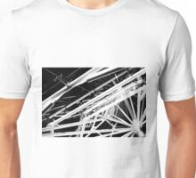Roofing of Infinity Abstract Unisex T-Shirt