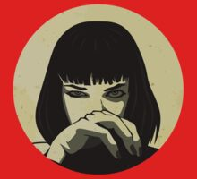Mia Wallace - Pulp Fiction V2 by billistore