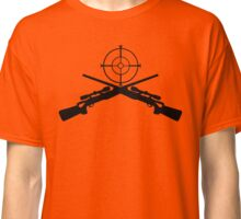 sniper target rifle Classic T-Shirt