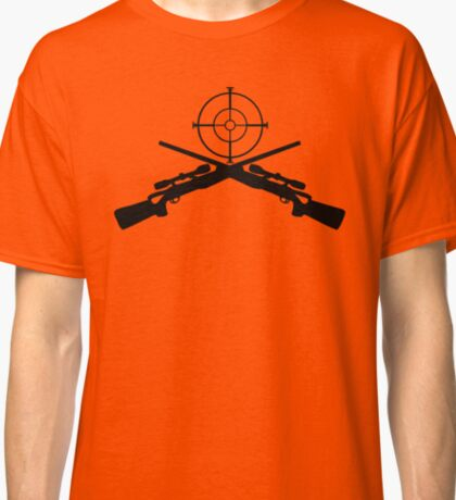 sniper target rifle Classic T-Shirt