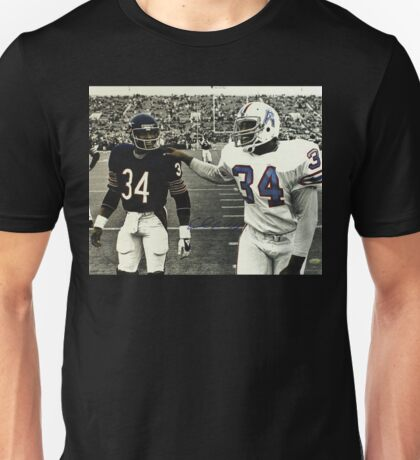 Walter payton earl Campbell  Unisex T-Shirt