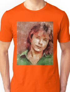 David Cassidy, Singer and Actor Unisex T-Shirt